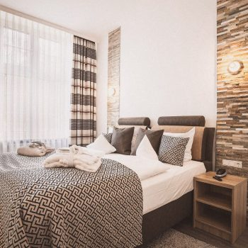 Boutiqe Hotel Badehof Doppelzimmer Standard