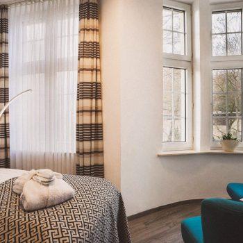Boutiqe Hotel Badehof Einzelzimmer Standard