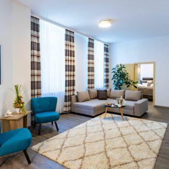 Boutiqe Hotel Badehof Park Suite