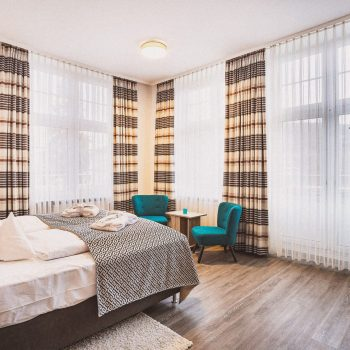 Boutiqe Hotel Badehof Doppelzimmer Komfort