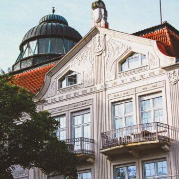 Boutiqe Hotel Badehof Aussenansicht