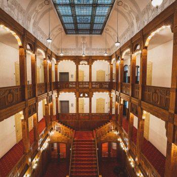 Boutiqe Hotel Badehof Foyer