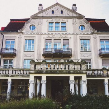 Boutiqe Hotel Badehof Hausansicht