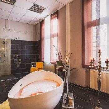 Boutiqe Hotel Badehof Wellness Verwöhnbad
