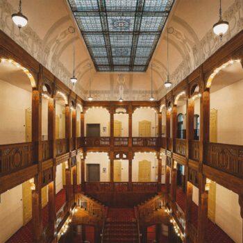 Boutiqe Hotel Badehof Eingangsbereich