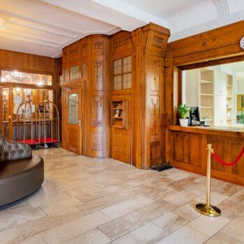Boutiqe Hotel Badehof Empfangshalle