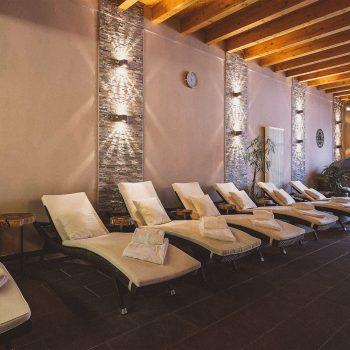 Boutiqe Hotel Badehof Liegestühle