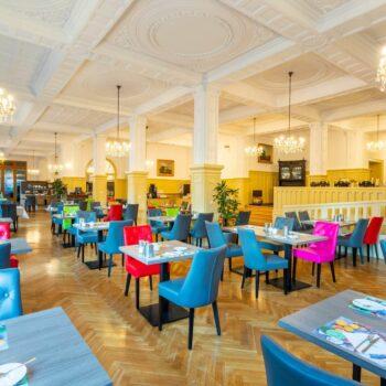 Boutiqe Hotel Badehof Restaurant
