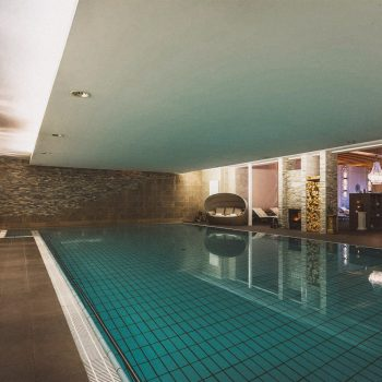 Boutiqe Hotel Badehof indoor Pool